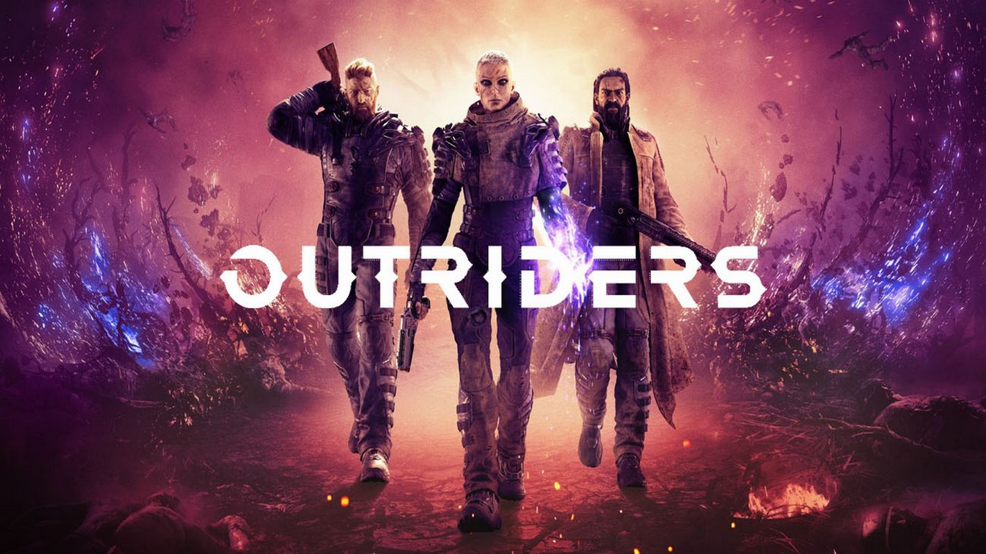Test Outriders