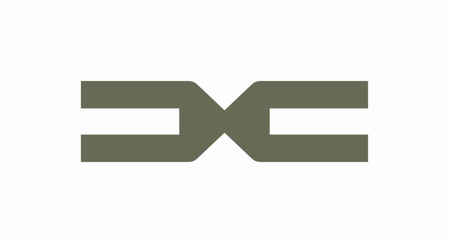 Nouveau Logo Dacia 2021