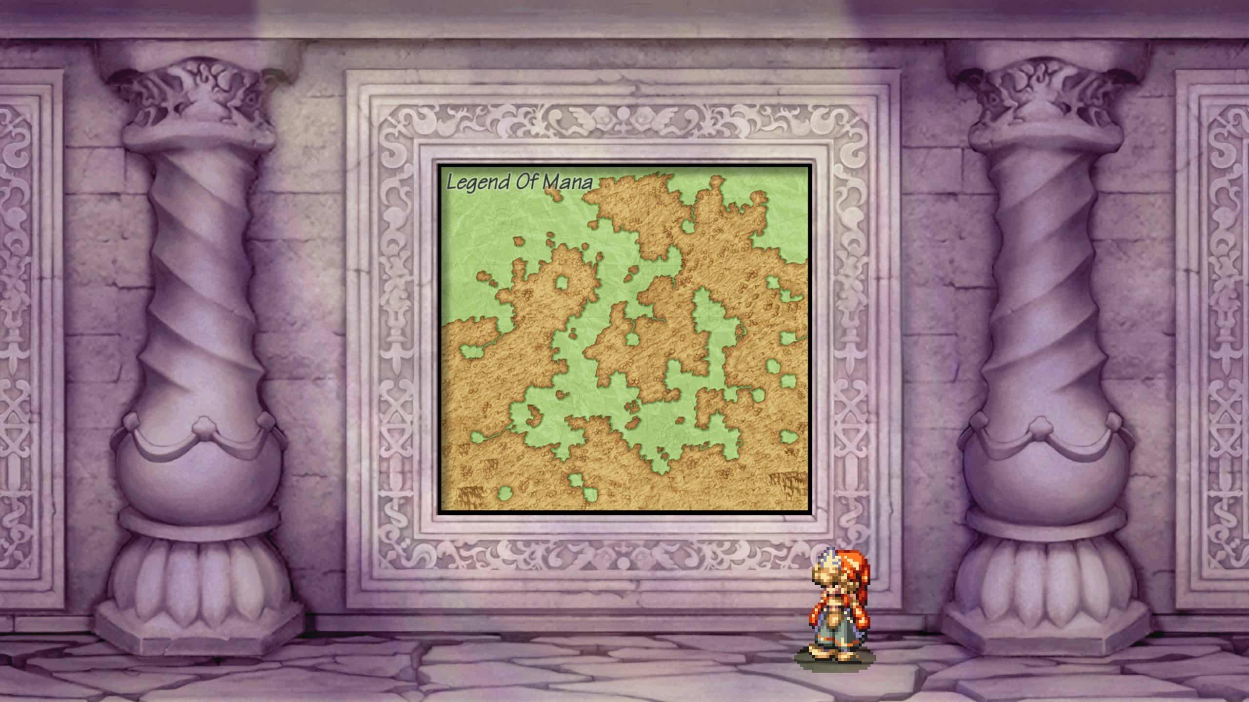 Test Legend of Mana