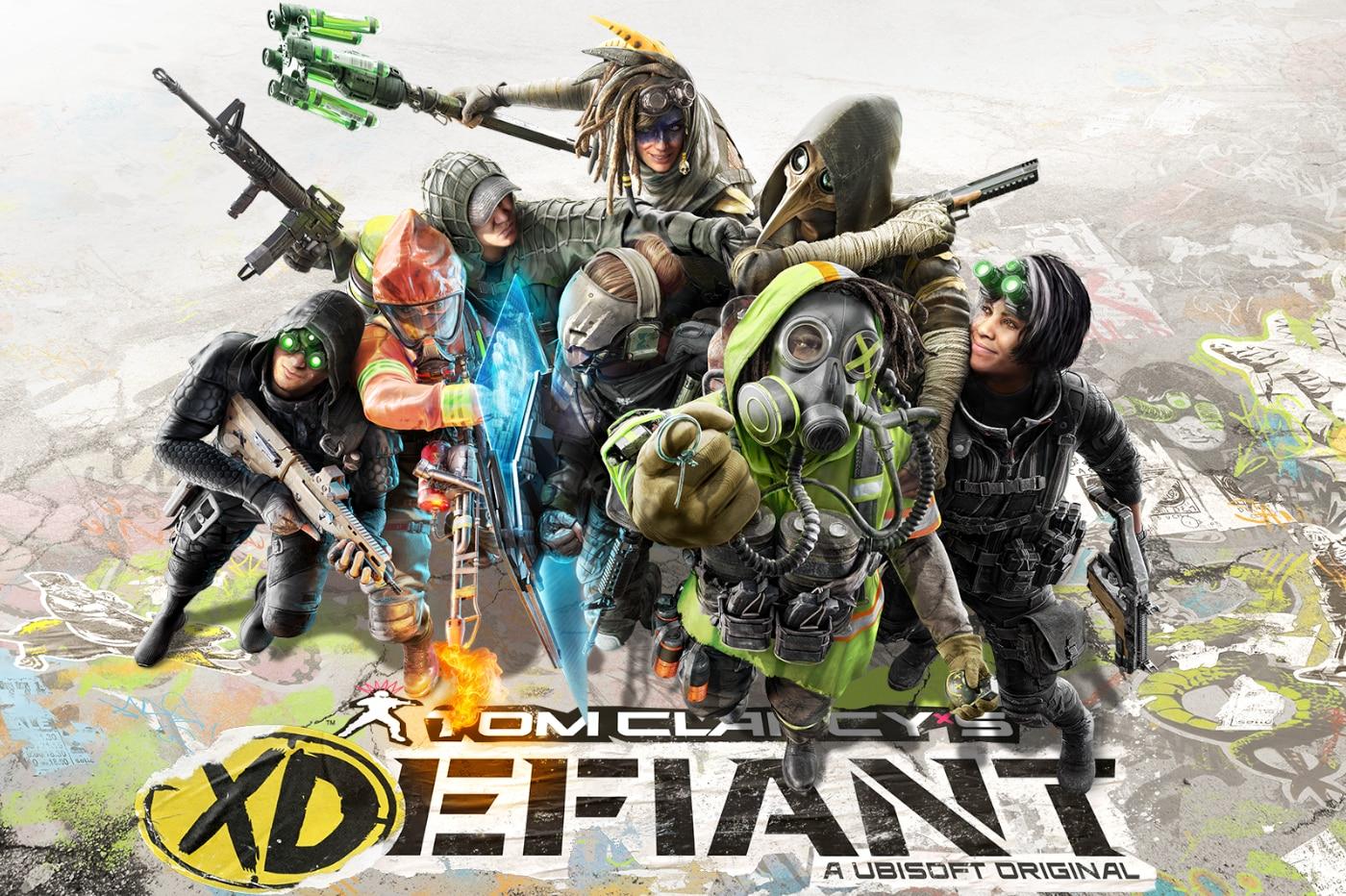XDefiant Ubisoft