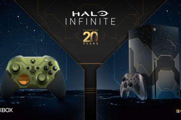 Acheter Xbox Series X Halo Infinite