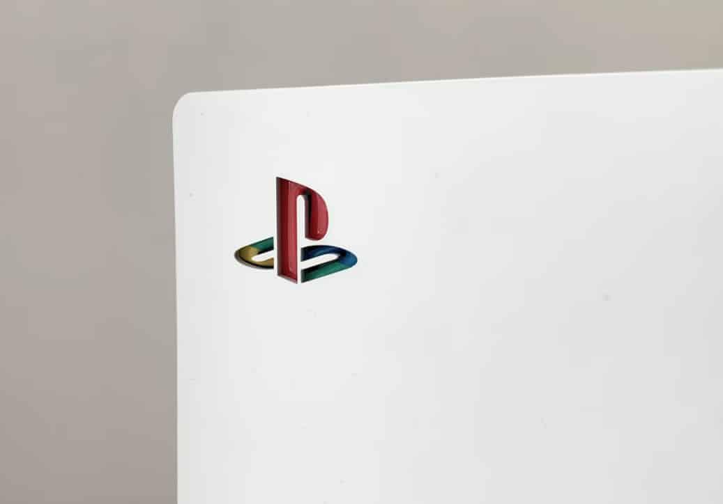 Logo PS5 Couleur