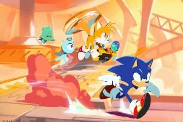 Sonic Colors Serie Animee