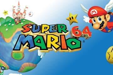Super Mario 64 gratuit