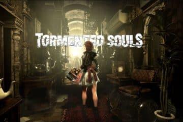 Test Tormented Souls