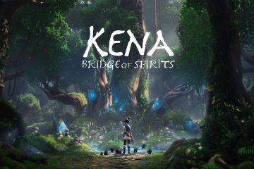 Test Kena Bridge of Spirits PS5