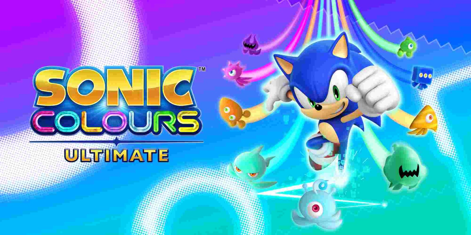 Test Sonic Colours Ultimate