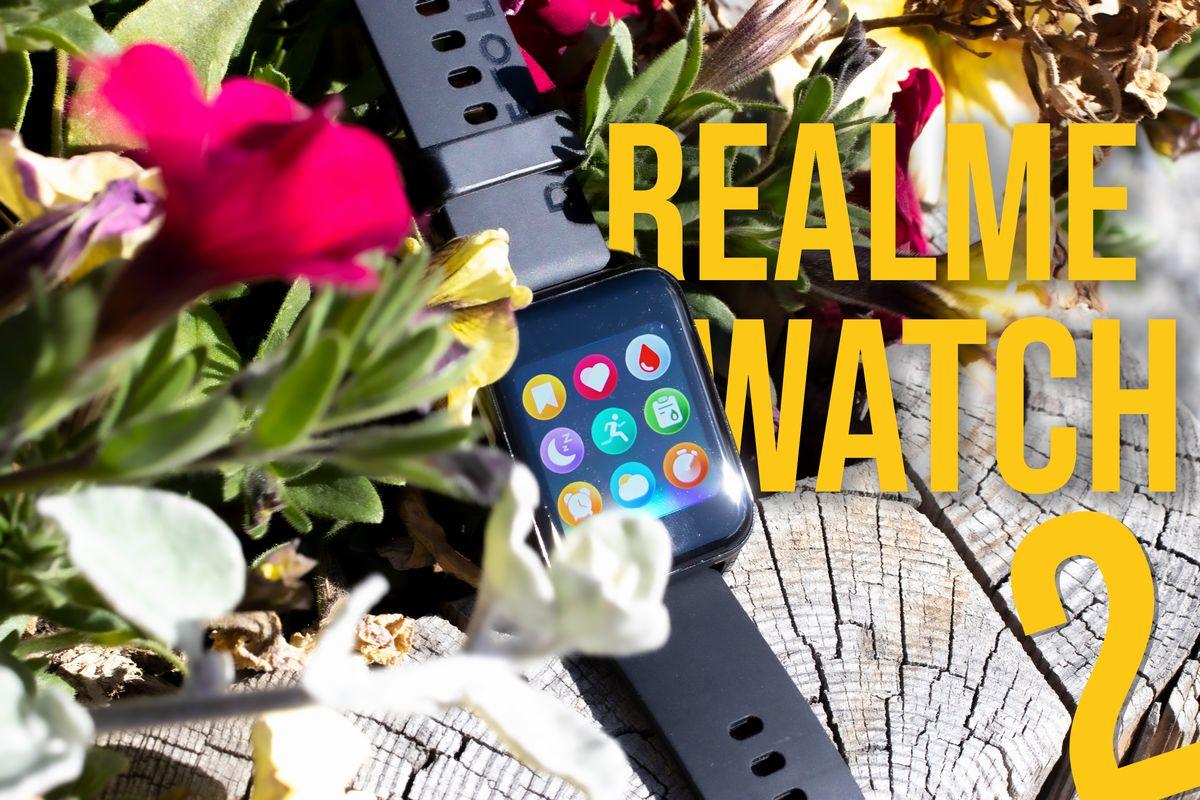Test Realme Watch 2