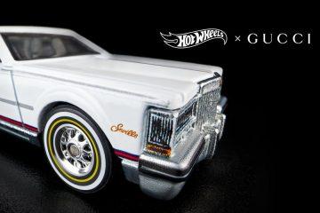 Hot Wheels Guccis Cadillac
