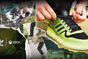 Xbox Adidas
